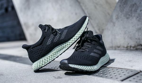 3d nyomtatott cipő, Adidas