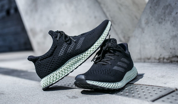 3d printed shoes, Adidas