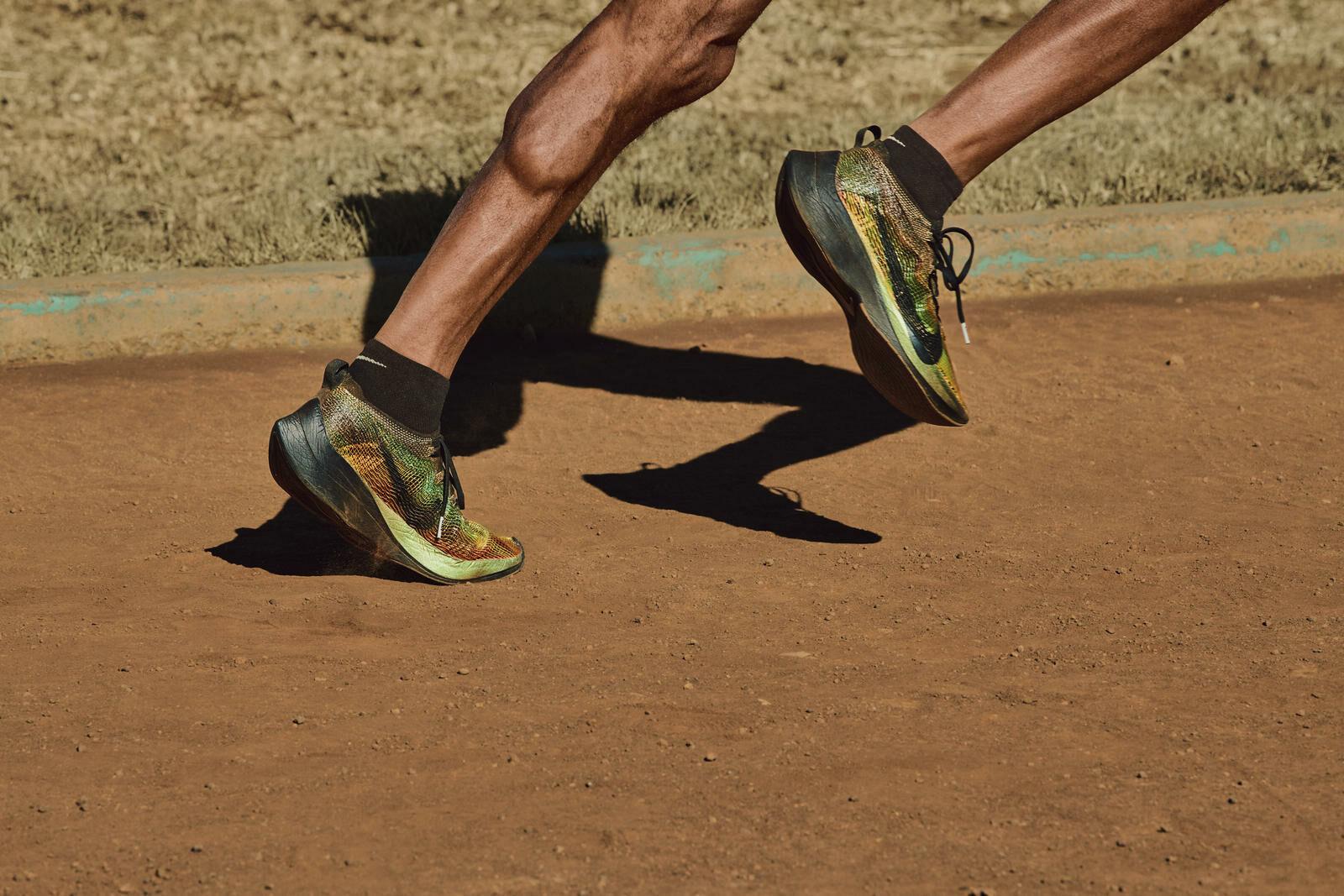 3d nyomtatott cipő, Nike Flyprint