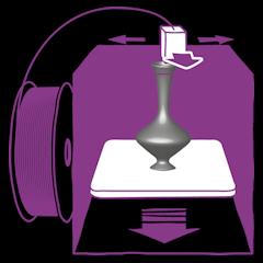 FDM 3D nyomtatás technológia