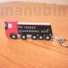 Kép 4/4 - Egyedi kamionos kulcstartó
