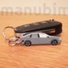 Kép 1/2 - 3D Printed Key Ring - Audi A6