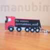 Kép 1/4 - 3D Printed Product - Truck 5-axis