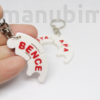 Picture 1/3 -3 Person Family Keychain