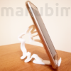Kép 1/2 - Rabbit Phone Holder - 3d printed product