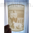 3D printed photo - lithophane