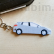 Custom 3D Printed products - Kia Ceed Keychain