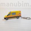 Különleges kulcstartó - mentős
