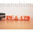 Egyedi rendszámos kulcstartó - 3D-s ajándék