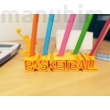 Personalised 3D printed pen holder