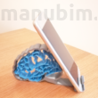 3D printed smartphone stand - the Brain