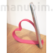 3D printed phone stand- Heart