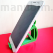 3D printed phone stand - Sitting Man design