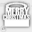 Unique Merry Christmas Decoration