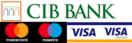 CIB Bank online kártyaelfogadás