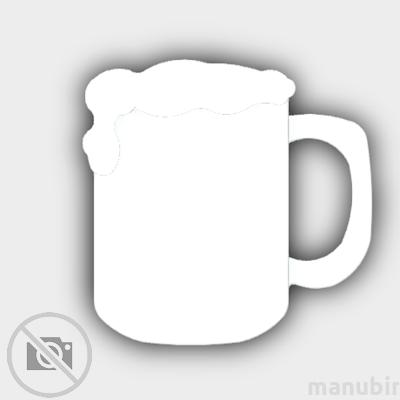 Beer Mug Fridge Magnet