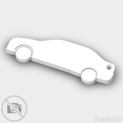 Citroen Elysee Shaped Keychain