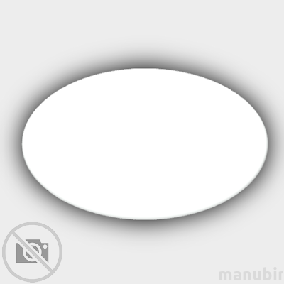 Ellipse Fridge Magnet