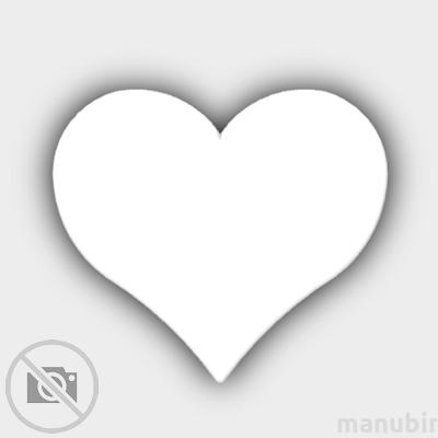 Szív alakú hűtőmágnes 1