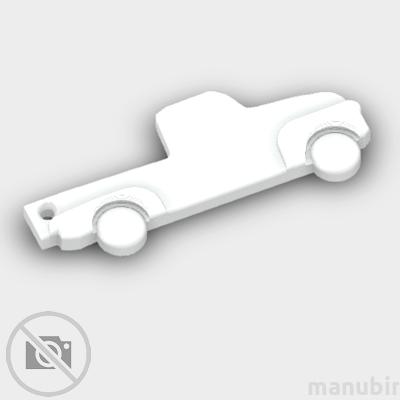 Ford teherautós kulcstartó