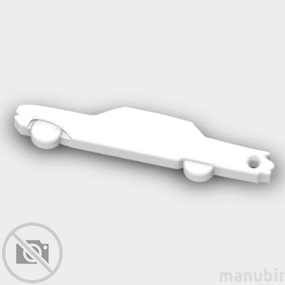 Amerikai oldtimer autós kulcstartó