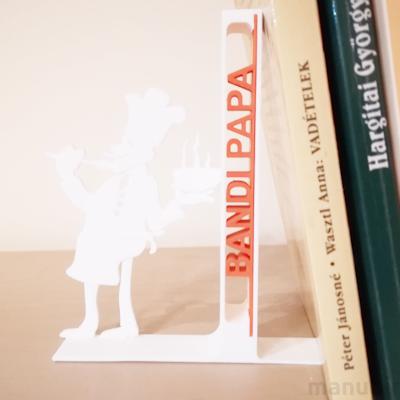 Cook Bookend - Custom 3D printed