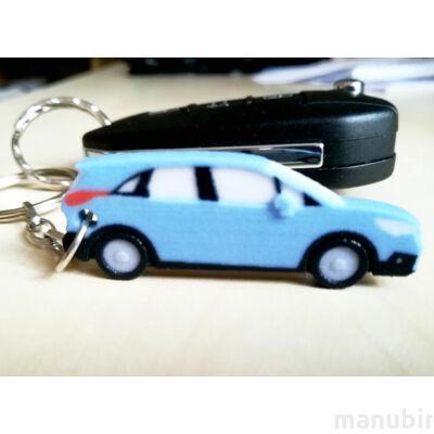 Opel Crossland Keychain
