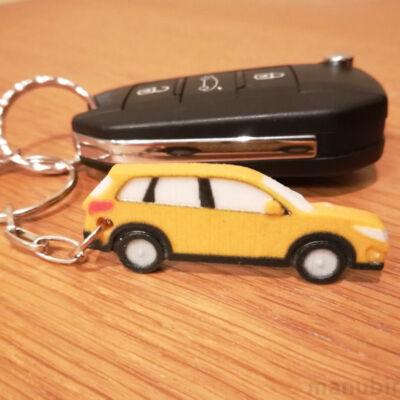 Custom Keychain - Suzuki Vitara