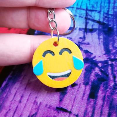 Emoji Keychain