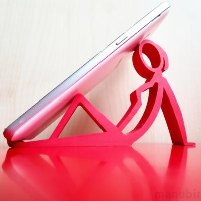 Phone Holder - Sunbathing Woman