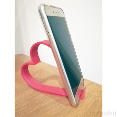 Heart Phone Holder