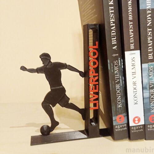 Footballer Bookend - 3D printed