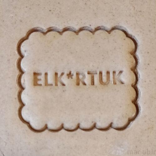 """""""Elk*urtuk"""" funny custom cookie cutter  - 3D printed"""