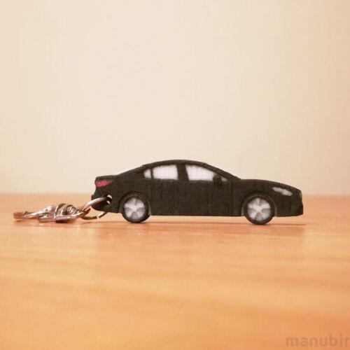 Mazda 6 - 3D Printed Car Keychain
