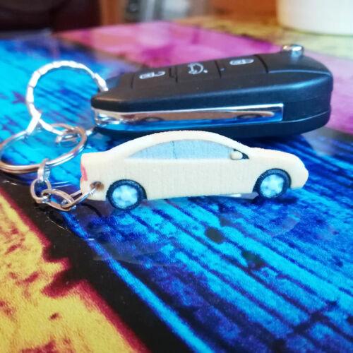 Opel G Astra Keychain
