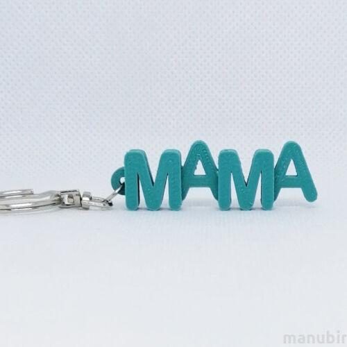 Betűs kulcstartó - Mama