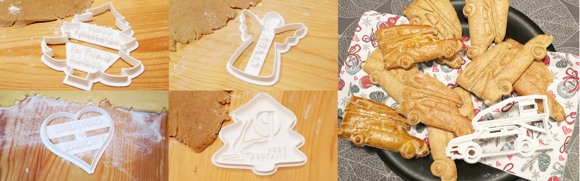 Custom Cookie Cutters Manufacturing